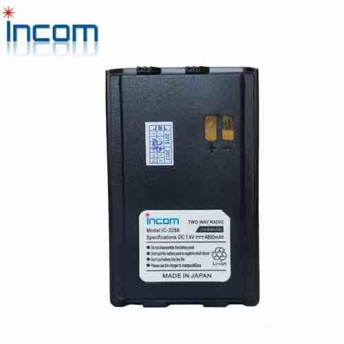 Pin bộ đàm icom ic3288